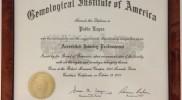 Tasaciones Joyas Madrid TJM diploma joyero profesional por el Gemological Institute of America GIA